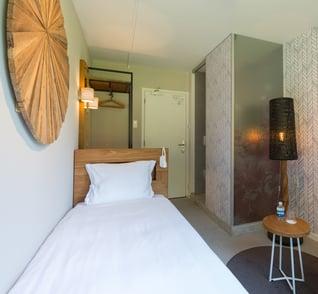 Eenpersoonskamer 2 Landgoed de Horst