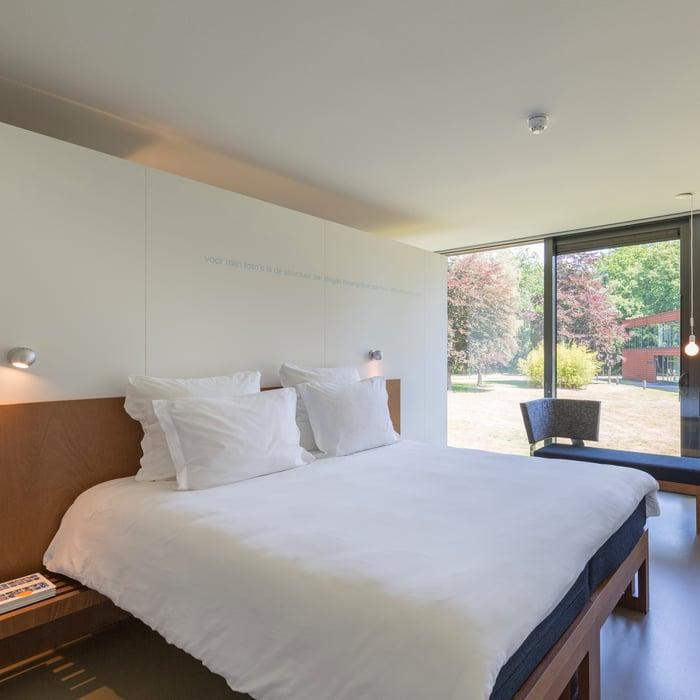 Tweepersoonskamer Landgoed de Horst1
